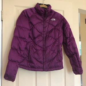 Women's Size Small North Face Coat